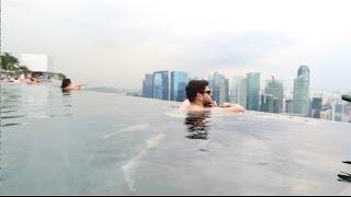 1 DIA en el HOTEL MAS CARO en SINGAPUR