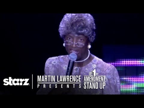Martin Lawrence 1st Amendment Stand Up: Rickey Smiley