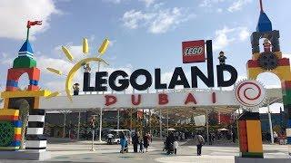 Legoland Dubai Vlog January 2018