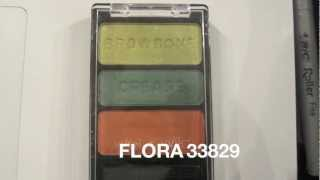 Wet 'n Wild Flora Collection 2012 four piece set Thumbnail