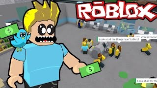 Roblox / Retail Tycoon Part 3 / Employees! / Gamer Chad Plays