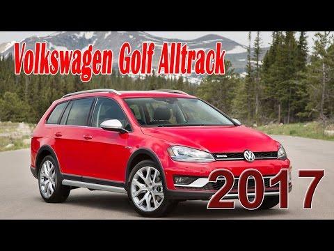 Volkswagen Golf Alltrack 2017 Powerful Yet Fuel-Efficient