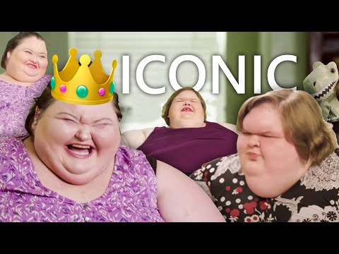 1000 lb sisters being ICONS for 5 minutes straight (1)