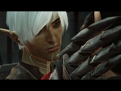 Complete Fenris Romance | Dragon Age 2