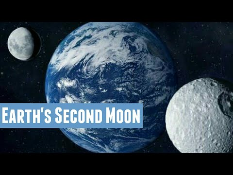 Earth's Second Moon Confirmed by NASA