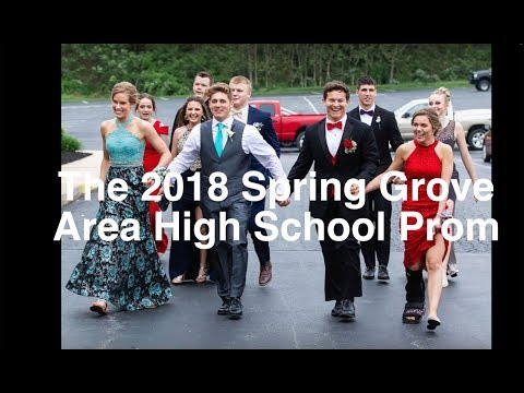 Scenes from the 2018 Spring Grove Area High School prom