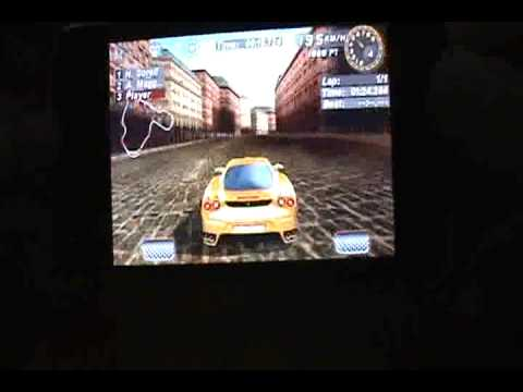 Ferrari Gt for iPhone/iTouch/iPad gameplay review !