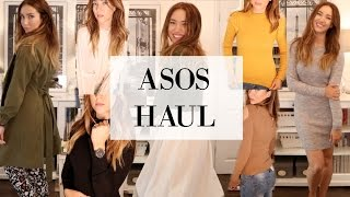 ASOS Haul Try On with Links