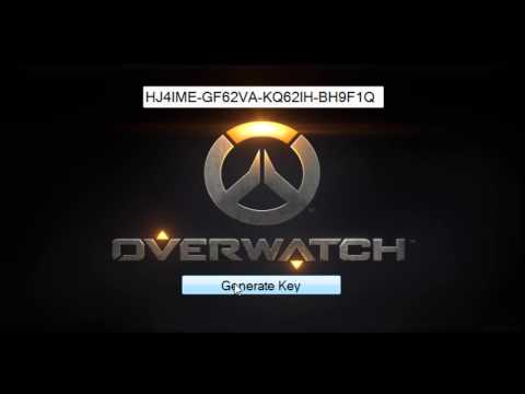 overwatch activation key crack
