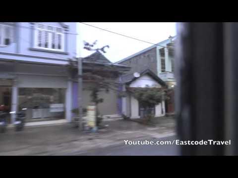 Muong cha town Dien Bien province Vietnam