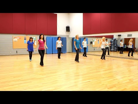 Get To You - Line Dance (Dance & Teach in English & 中文)