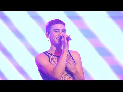 180729 Years & Years - If You're Over Me (Live in Seoul, Korea 2018)