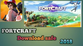 DOWNLOAD FORTCRAFT EASY WAY (FORTNITE CLONE) 2018