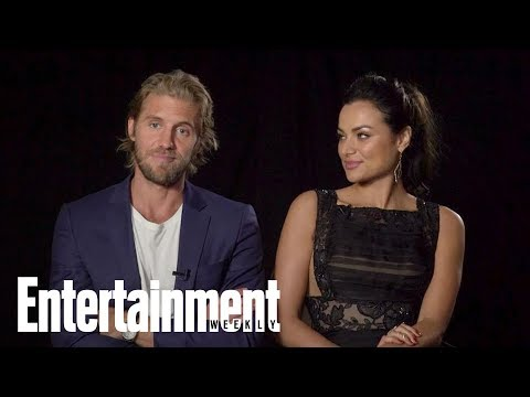 How The CW's 'Valor' Will Tackle Conspiracies And Secret Relationships | Entertainment Weekly