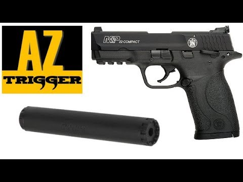 Smith & Wesson M&P 22 Compact (Review & Accuracy)