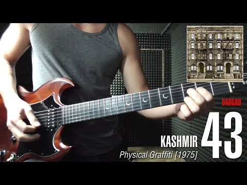 SHROOM - Dude Plays 50 Led Zeppelin Riffs In A Row [Video]