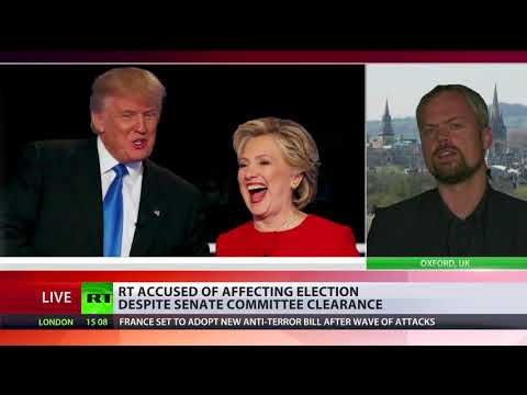 Trump escalating Hillary-Obama era strategy of hostility against Russia – Dan Glazebrook