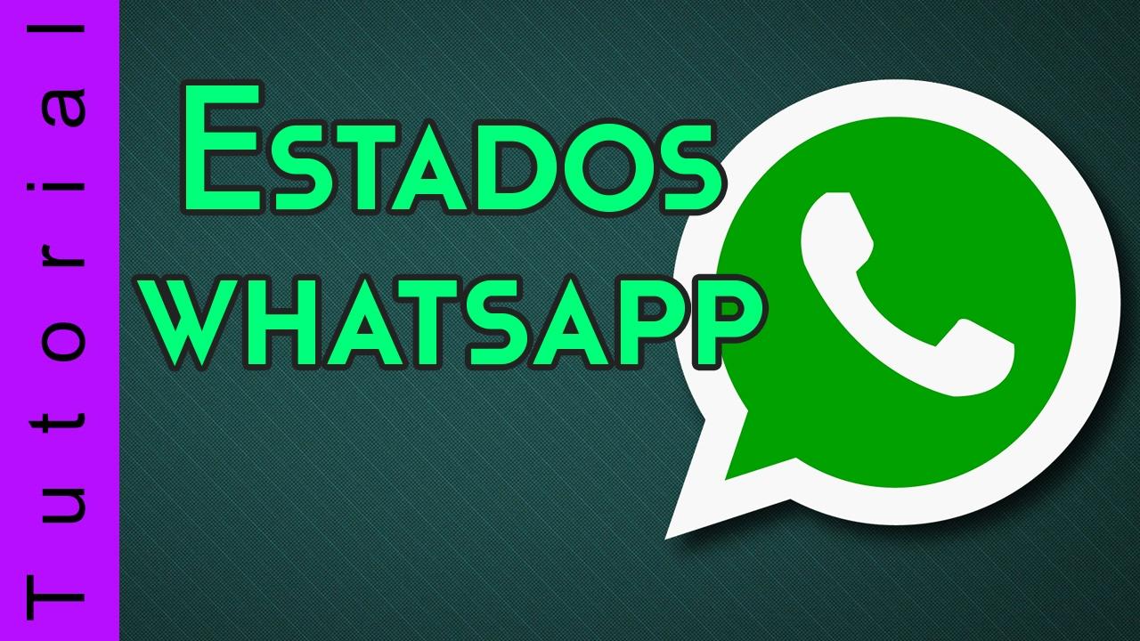 Activar Estados En Whatsapp Status