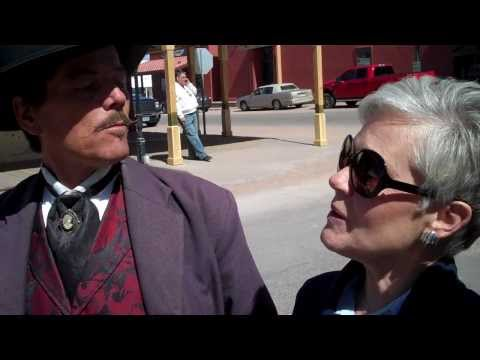 Tombstone AZ - Interview with Doc Holliday