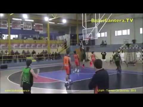Pedro Nunes 15 years old - Torneio U16 Genovés 2015