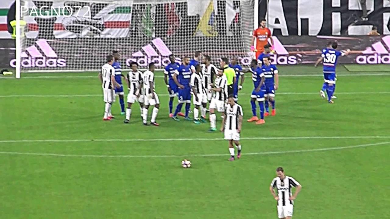 Juventus Vs Udinese Wallpaper: JUVENTUS Vs Udinese Goal Dybala 1-1