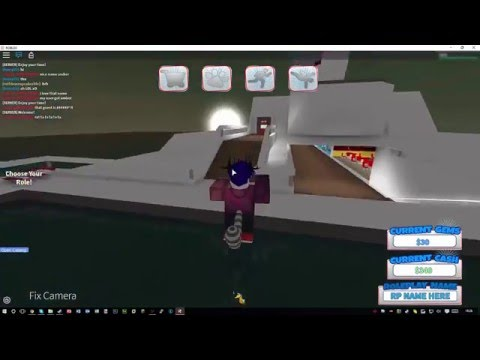 How to get into the captain and DJ room without gamepasses on Cruise Roleplay - Roblox