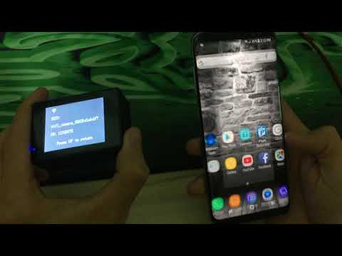 How To Connect Action Camera 4K To Smart Phone