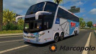 ETS2 v1.28 I Mod ★ Marcopolo Paradiso G7 1600 LD 6×2-8×2 [Deutsch/HD]