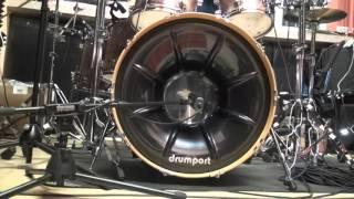 Drumport - Quick Test