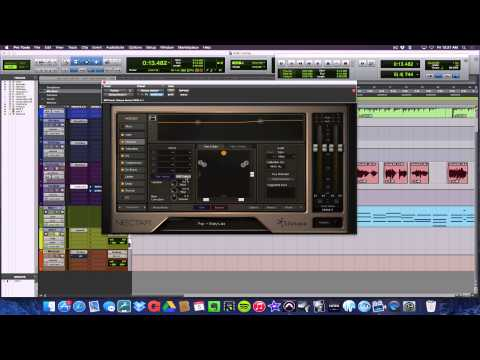 Vocal Harmony Processing in NECTAR 2 - Feat. Michael Oskam