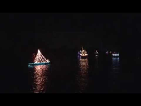 2016 Cocoa Beach Christmas Boat Parade