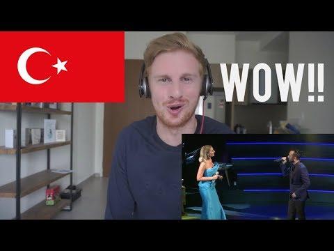 (WOW!!) Sıla, Mabel Matiz - Muhbir (Harbiye Açıkhava Konseri) // TURKISH MUSIC REACTION