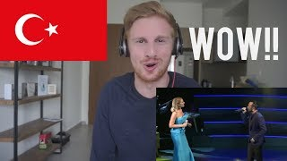 (WOW!!) Sıla, Mabel Matiz - Muhbir (Harbiye Açıkhava Konseri) // TURKISH MUSIC REACTION