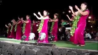 Honolulu Waikiki in Rose Holoku