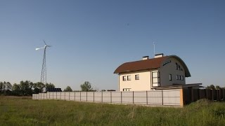 видео Альтернативные источники энергии в загородном доме