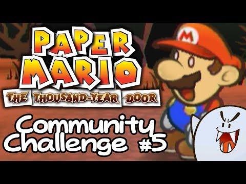 Paper Mario Community Challenge #5 [November 2017]