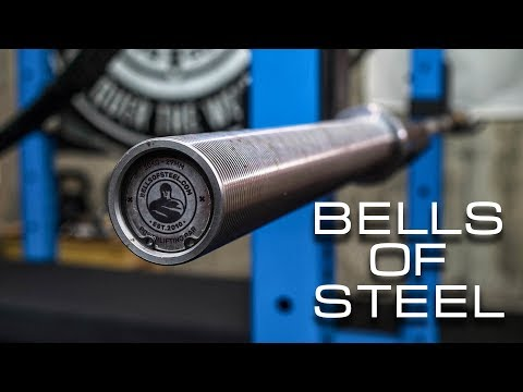 Rogue Ohio Power Bar Competitor? Bells of Steel Review