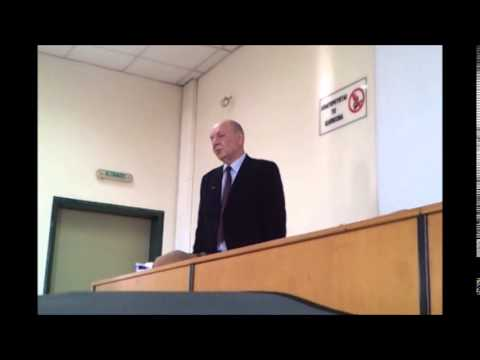 Panos Mantzaris Enrepreneurship Lecture Athens University May 9th 2014