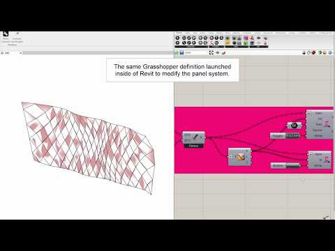Test of Conveyor and Rhino Inside with Adaptive Components - YouTube