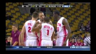 2013-2014 Boston University Basketball Season Highlights