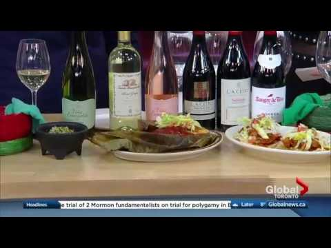 Wine and Mexican Food Pairing