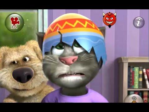 Говорящий Кот Том часть 4 - Мультфильм Игра