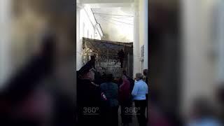 Опубликованы последствия пожара на рынке в Нальчике