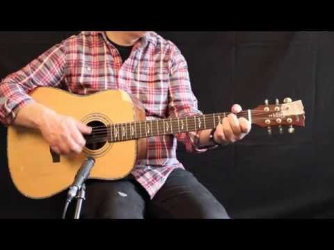Cassidy CA751C TK & CA751 at the musicradar Acoustic Guitar Expo 2014