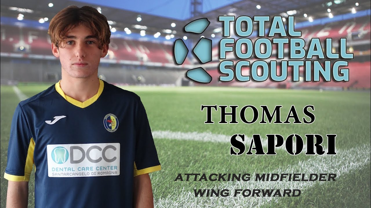 Thomas Sapori (2001 Italian attacking midfielder)