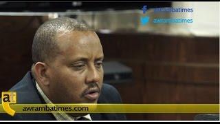 Getachew Reda on the saga of recent drought in Ethiopia