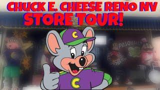 Chuck E. Cheese Reno NV- Store Tour