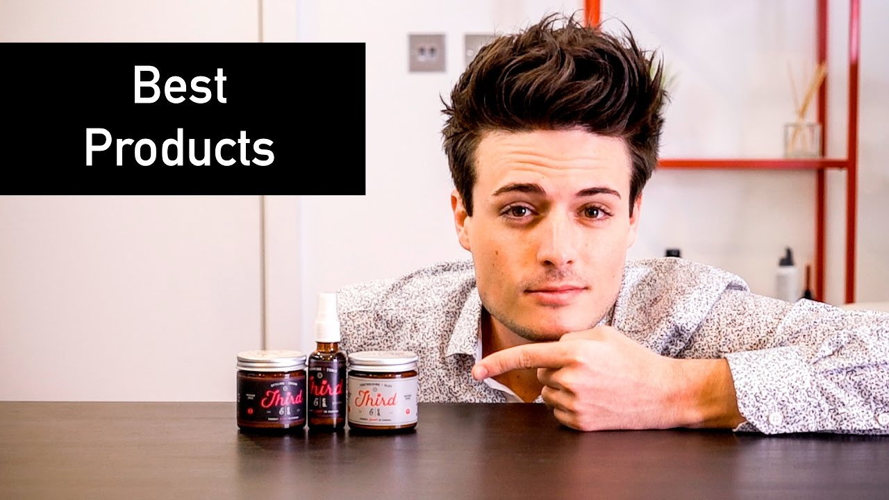 GREAT Hair Products | Modern Quiff + Texture Clay | Third U0026 Co Review