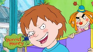 Horrid Henry - Clowning Around | Videos For Kids | Horrid Henry Episodes | HFFE