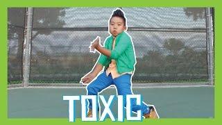 Toxic - britney spears | aidan prince | cedric botelho choreography